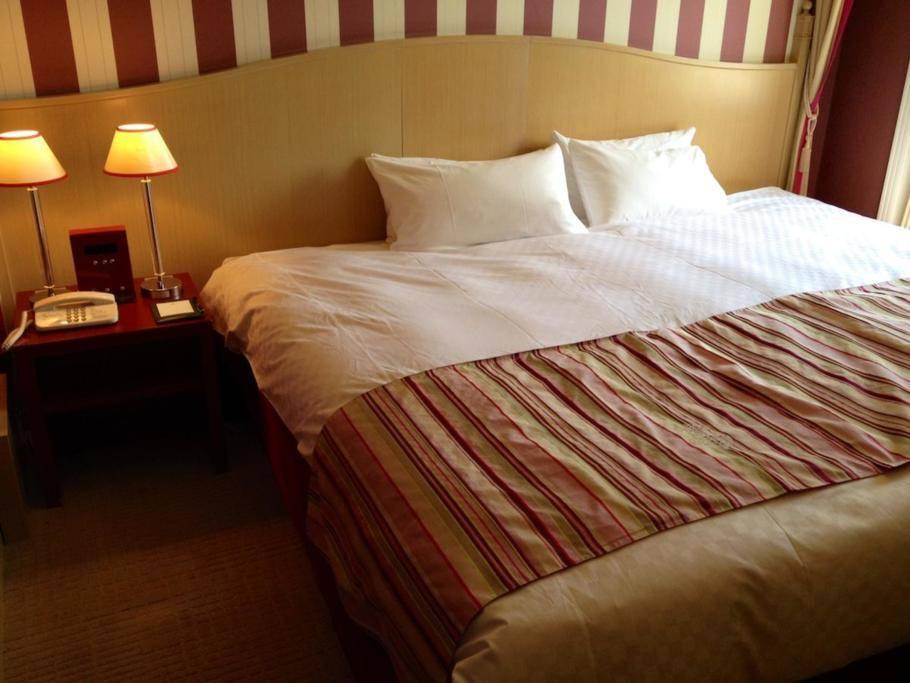 京都蒙特利酒店 Semi-Double Room 有早