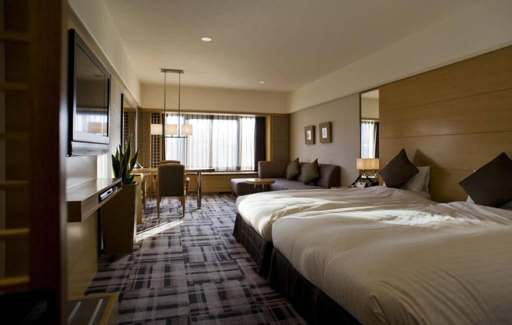 京都布来顿酒店 Luxury Twin Room