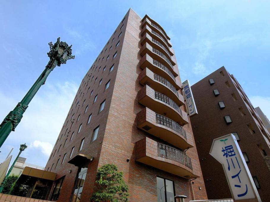 京都堀川酒店 Double room - Economy 有早