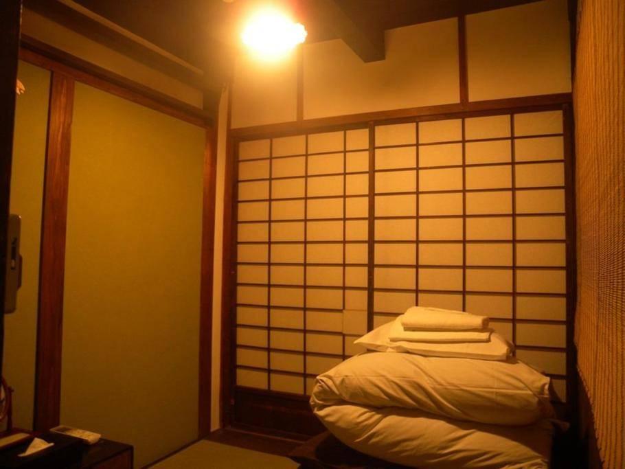 鲤屋民宿 ground floor twin room 有早