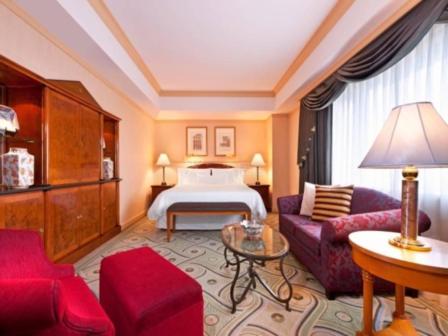 东京威斯汀饭店行政套房实现高品质的住宿,东京威斯汀饭店的Relux方案(变动价格)