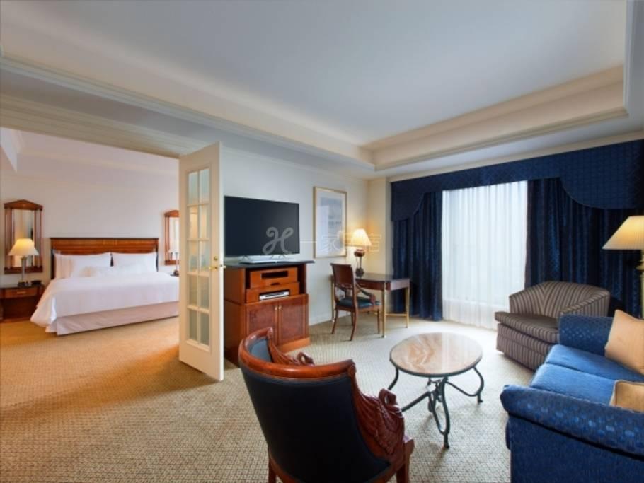 东京威斯汀饭店豪华大床套房实现高品质的住宿,东京威斯汀饭店的Relux方案(房价浮动)