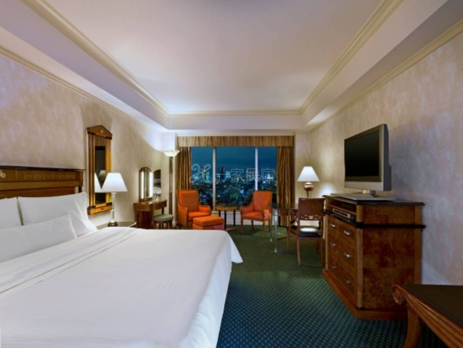 东京威斯汀饭店东侧观景豪华大床房实现高品质的住宿,东京威斯汀饭店的Relux方案(变动价格)