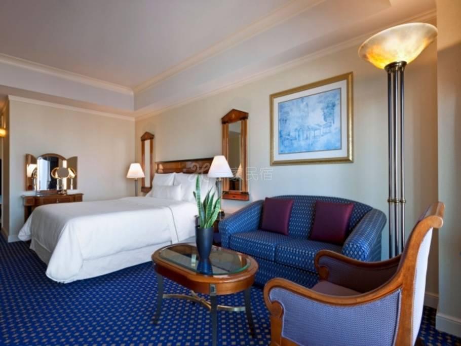 东京威斯汀饭店行政大床房实现高品质的住宿,东京威斯汀饭店的Relux方案(变动价格)