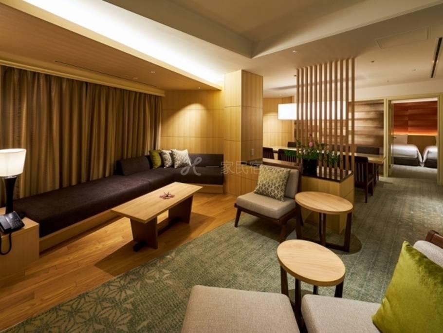 东京雅叙园饭店大使套房Ambassador Suite【早鸟45】 45天前预约享优惠!特别价格方案<附早餐>