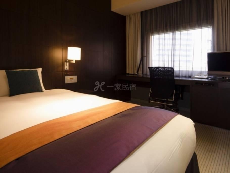 东京埃德蒙大都会饭店本馆 标准单人房【吸烟】Standard Single Room【早鸟60】2个月前完成预约可享早鸟优惠的