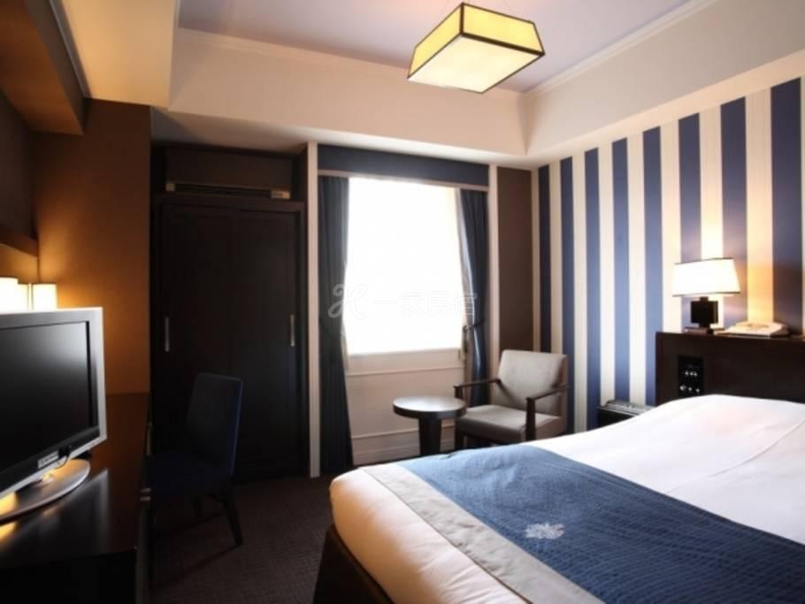 京都蒙特利酒店高级单人房Superior Single<禁烟>【Basic Stay】京都中心交通便利