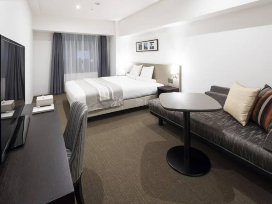 Hotel MyStays Premier 大森【禁烟】高级国王大床房 Superior King【早鸟28】提前预约可享特别