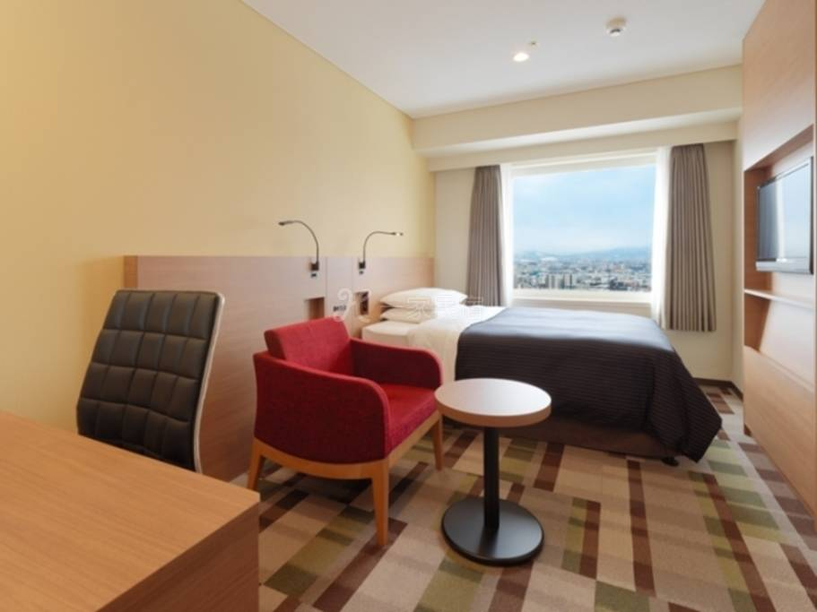 札幌艾米西雅饭店舒适房(6楼以上)【事前结账】不可退款方案/纯住宿