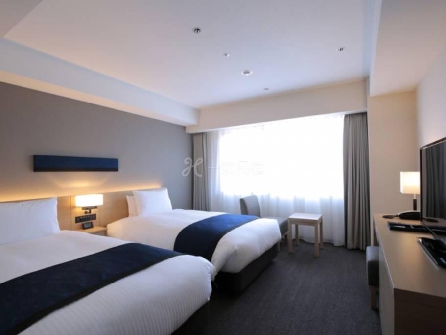 HOTEL INTERGATE京都 四条新町高级双床房【可吸烟】  Superior Twin2018年3月GRAND OP