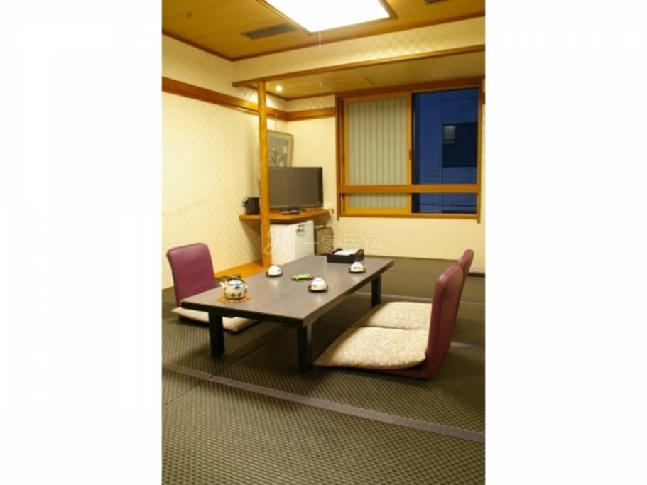 京都站前Sato茂旅馆6叠和室14天前早鸟预约优惠附早餐~自由京都旅