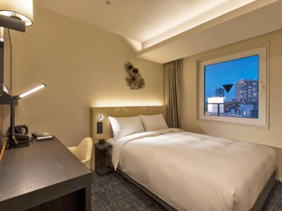 Premier Hotel CABIN 大阪豪华单人房Deluxe Single【纯住宿无附餐】14天前早鸟优惠方案