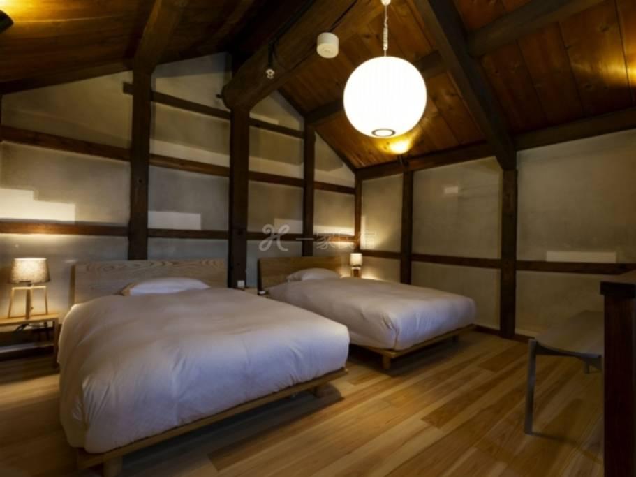 NIPPONIA HOTEL 奈良HINOTO 101【2名入住】37㎡「開業紀念」\2018年11月GRAND OPEN/附