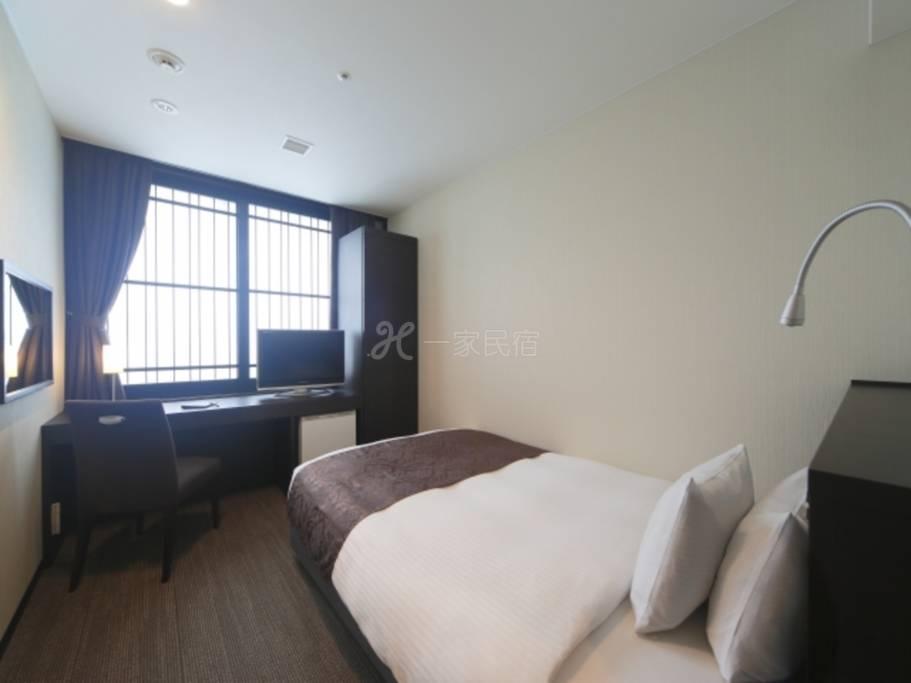京都塔楼饭店单人房Single简单住宿方案,不含餐点