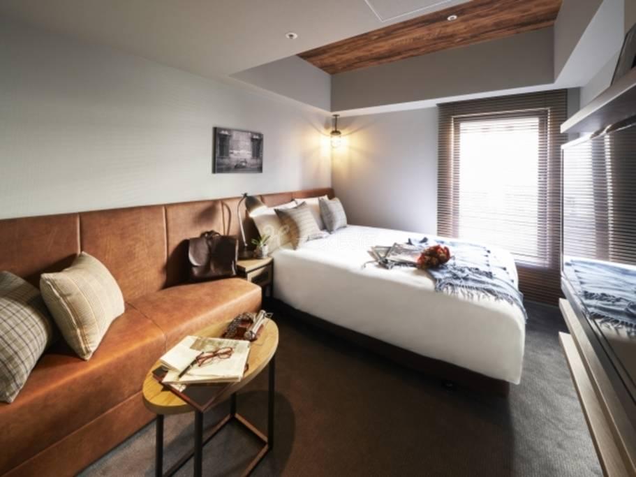 HOTEL RESOL秋叶原标准单人房Moderate Single【标准房价】原价方案2019年4月1日(一)开幕〈仅住宿〉