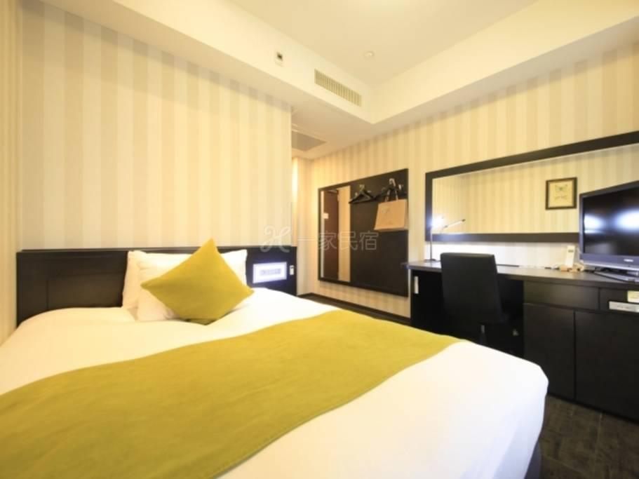 HOTEL COCO GRAND北千住经济客房Economy Room 1位使用【附电视卡】客房中悠闲度过的方案♪含免费早餐♪