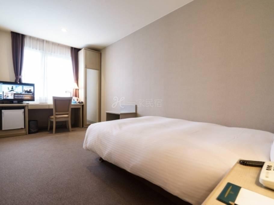 Hotel Vista蒲田东京单人房(Single Room)【早鸟45】提前45天预订,享受优惠价格! ~纯住宿~