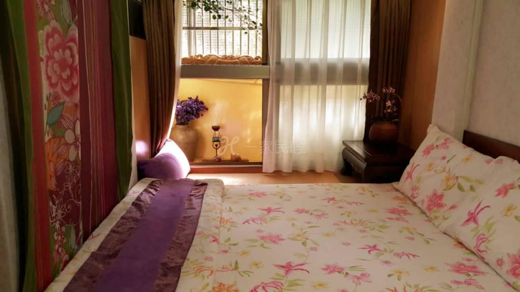 台北7italy民宿 现代中国风渡假双人房