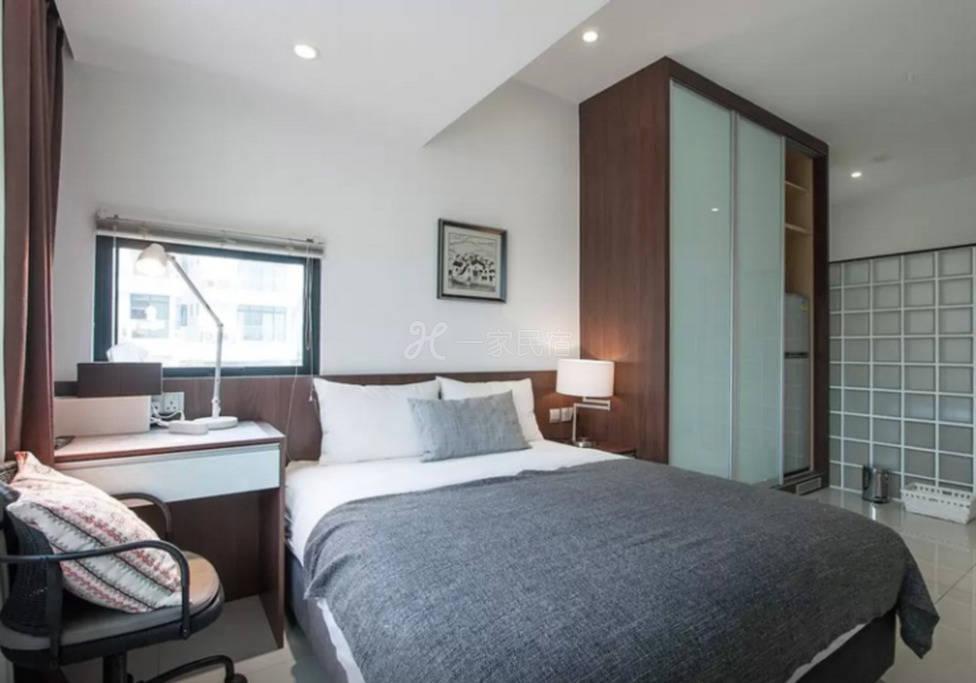 新加坡 沿海豪华别墅 7号房 豪华套房 带厨房
