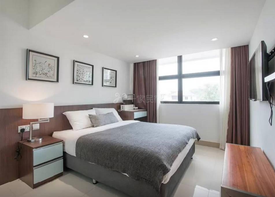 新加坡沿海豪华别墅 8号房 豪华套房 带厨房