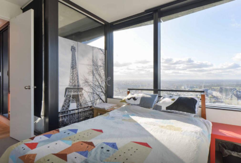 41层公寓房间含独卫闹中取静