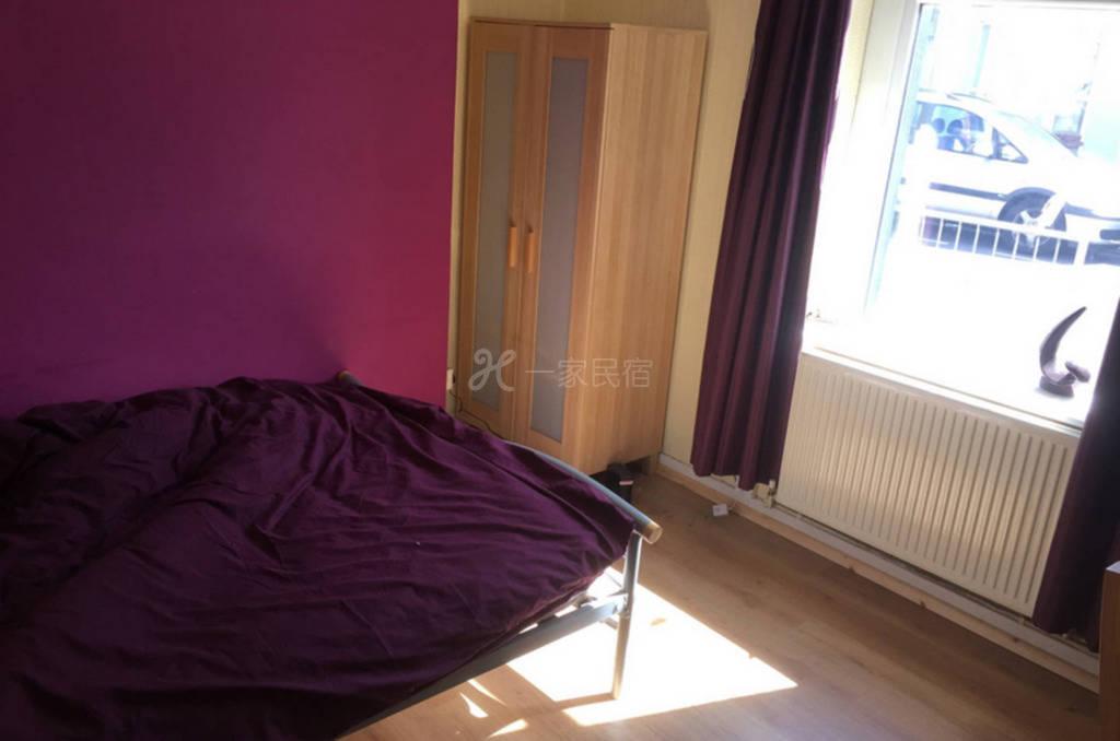 英国 威尔士 一间十分温馨的小房间