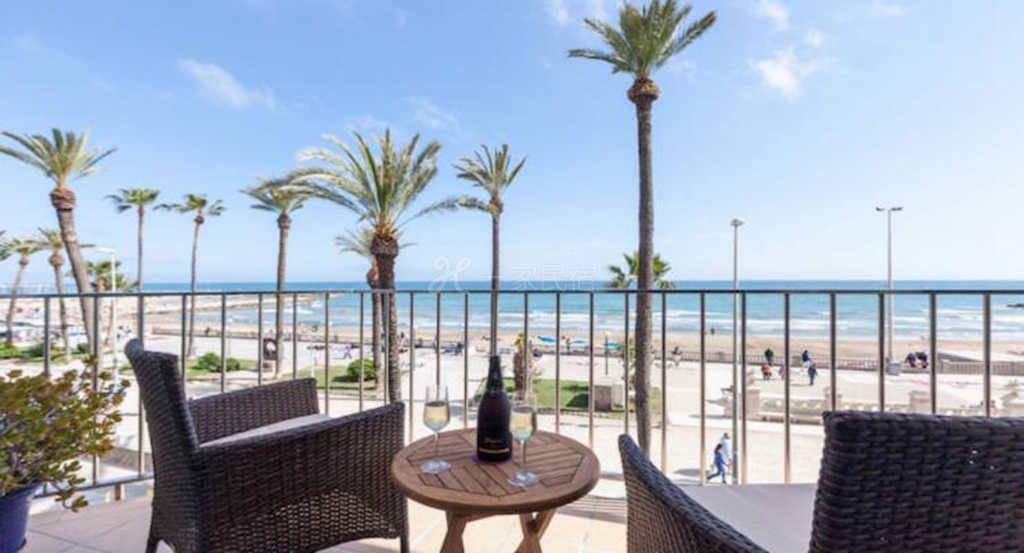 Panoramic海滩公寓 - Sitges