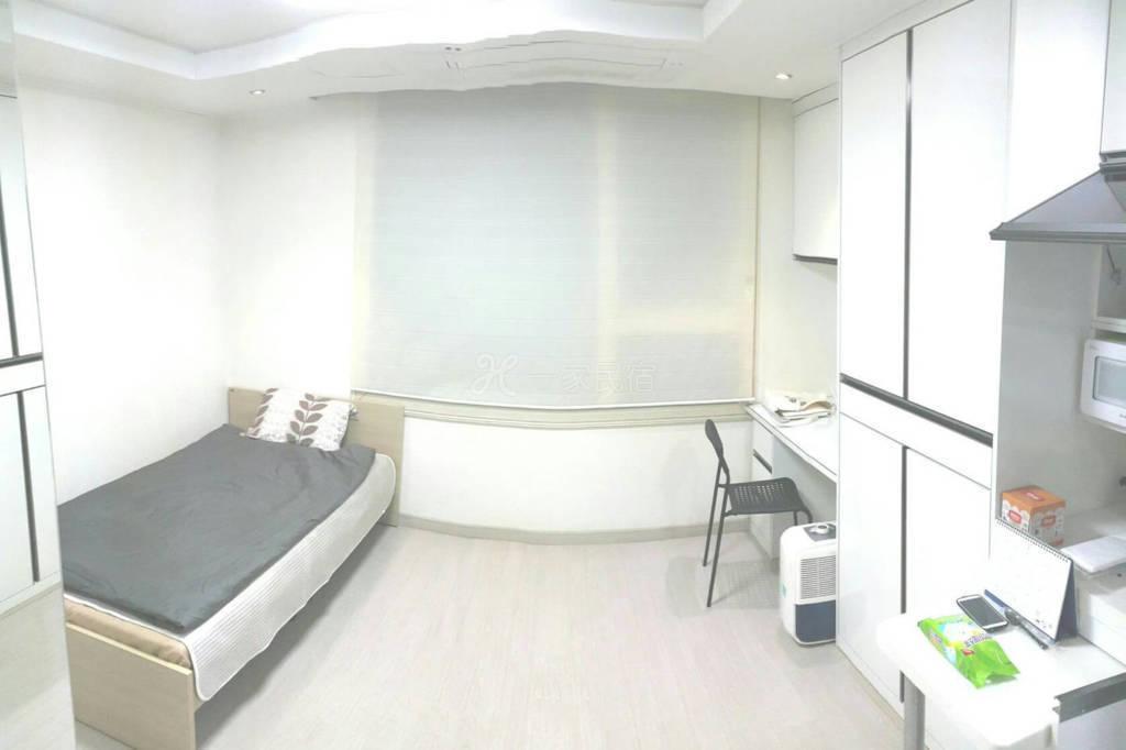 首尔大学区域漂亮整洁的房屋