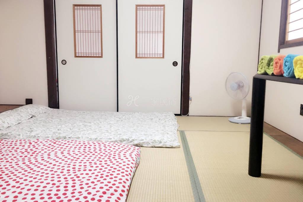 交通便利的日式旅馆