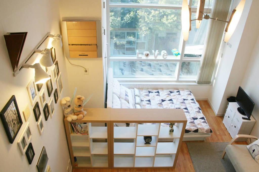 首尔现代式阁楼 舒适温暖
