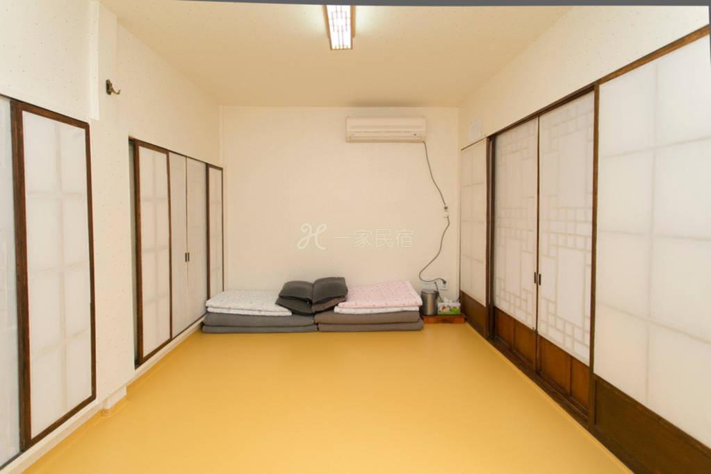 首尔  韩屋村鹦鹉单人公寓