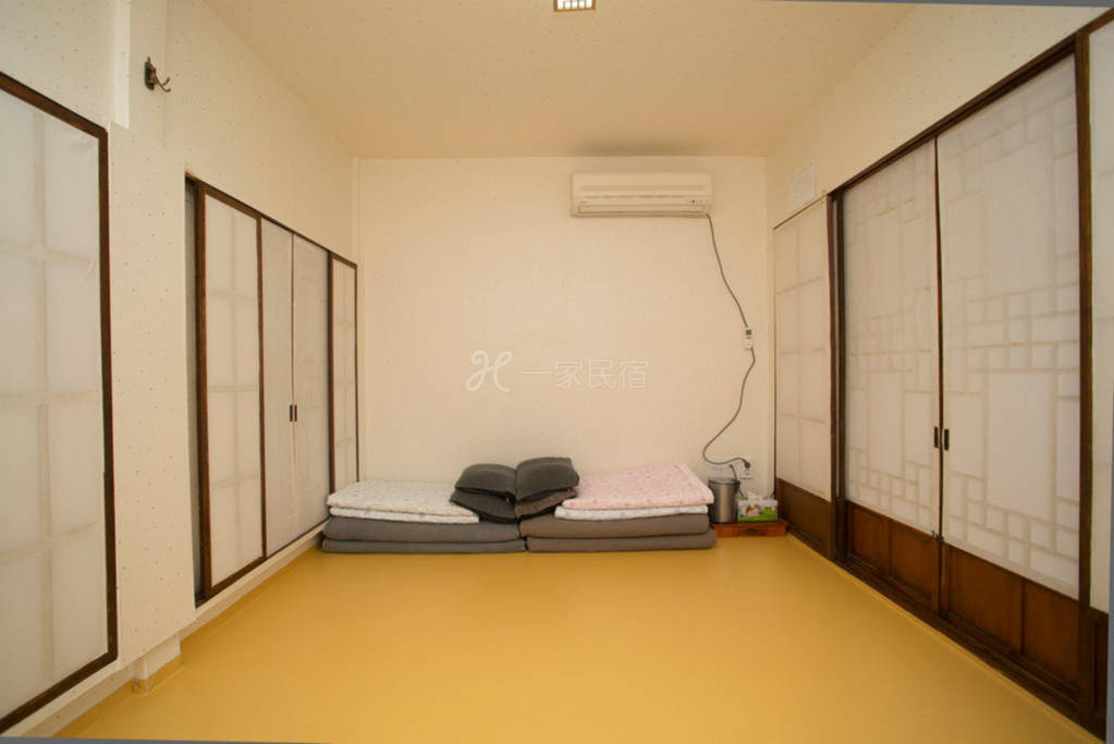 首尔  努里韩屋村三有私人浴室
