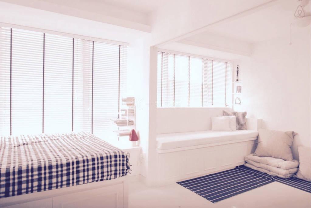 舒适的小小公寓 377 平方公尺的小型公寓坐落在 river valley road.