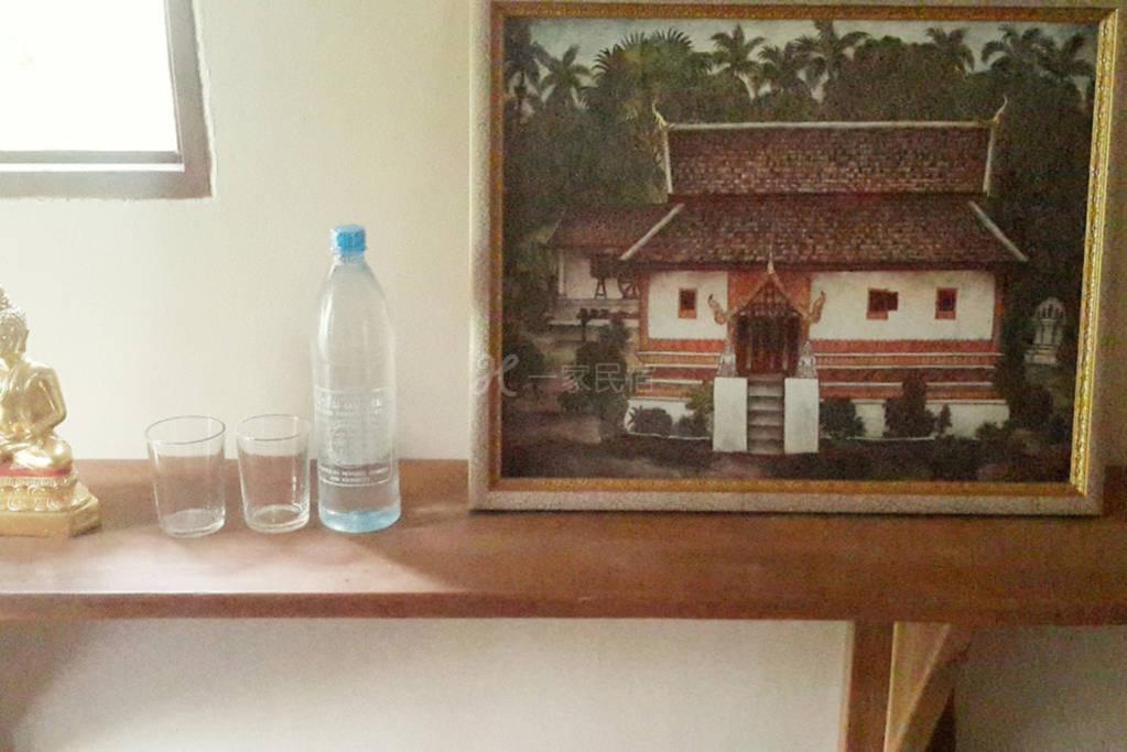 禅修中心 修身养性 环境清幽 房子简朴干净 欢迎入住