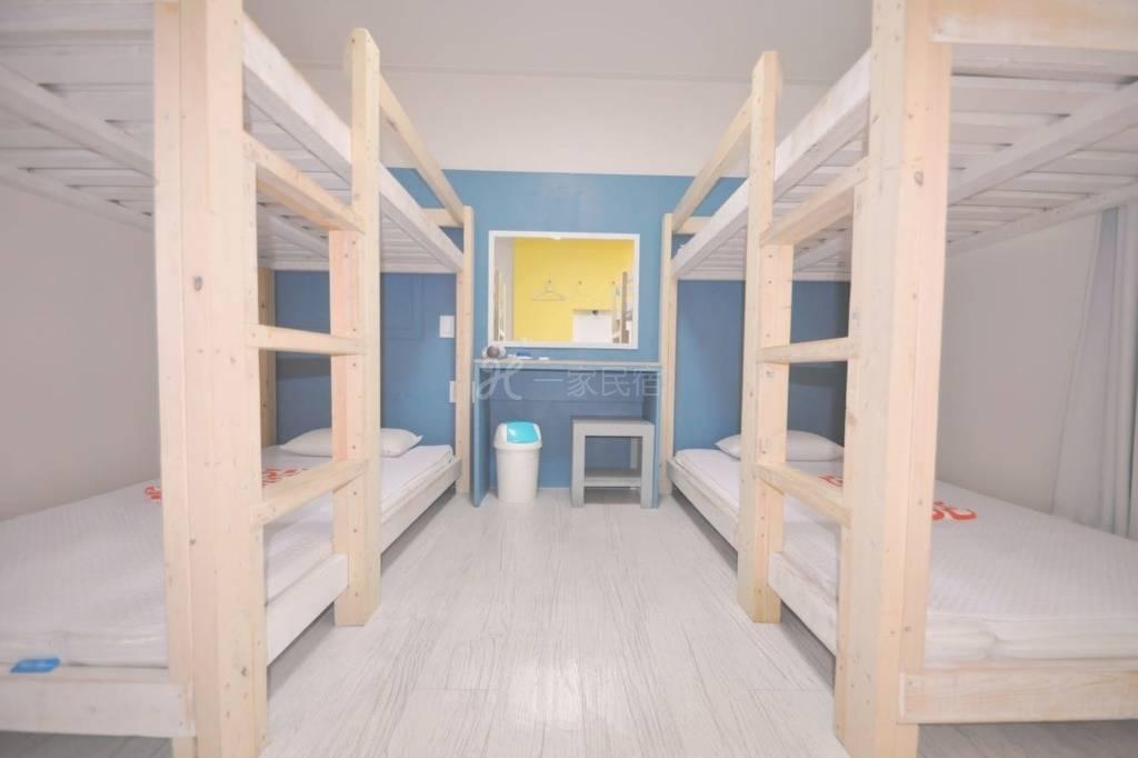 男性宿舍/4人间  单床位