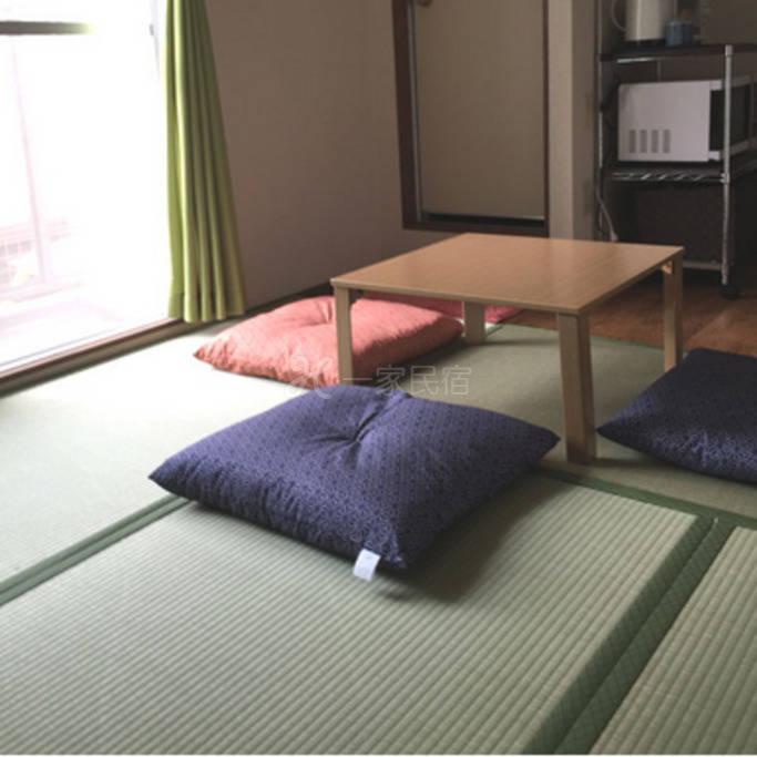 京都臺北城丸太町 202和室房