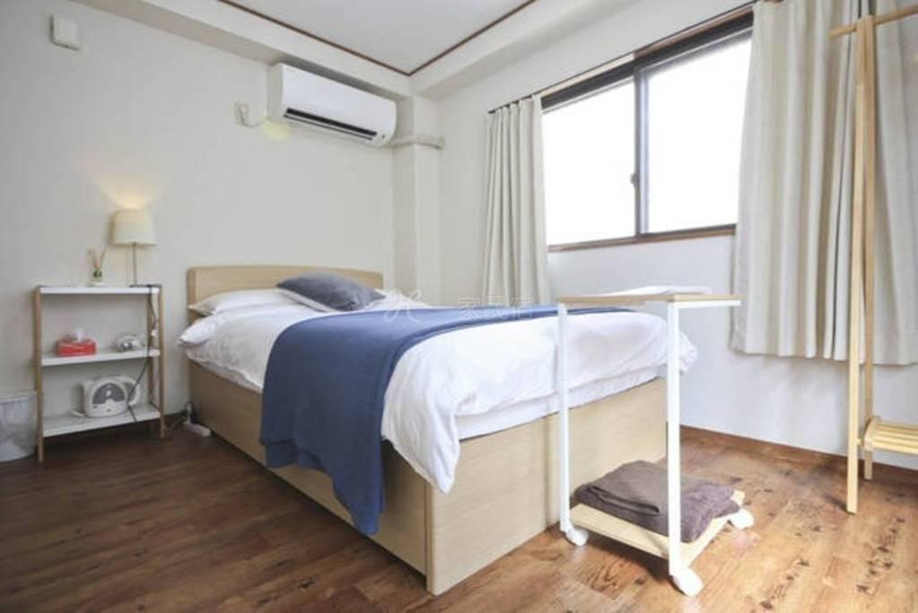 离车站近-2大片窗户边屋,日本社区住宅体验