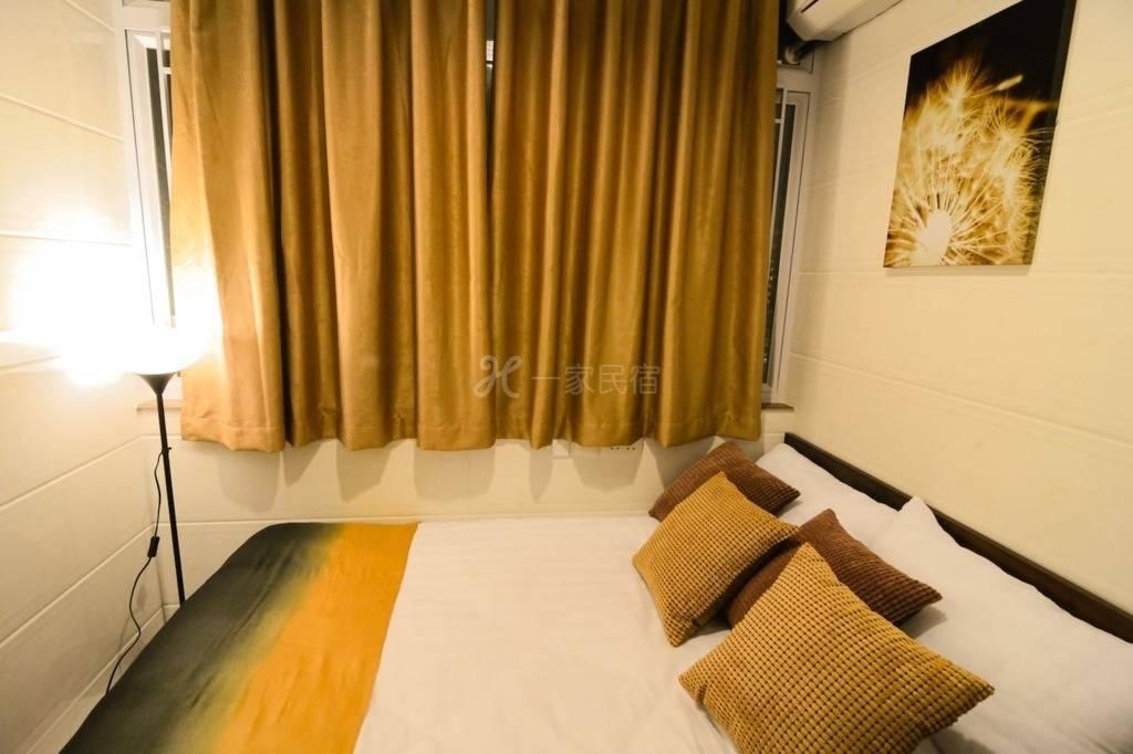 香港太子花园酒店(双床/大床房间)