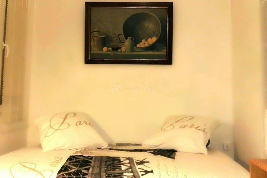 迷人又舒适的巴黎小屋