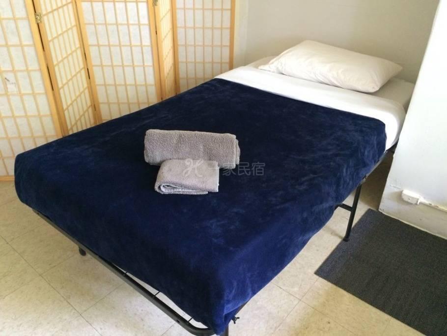 【Cozy King】舒适的房间(一个床位)+共用浴室 #5