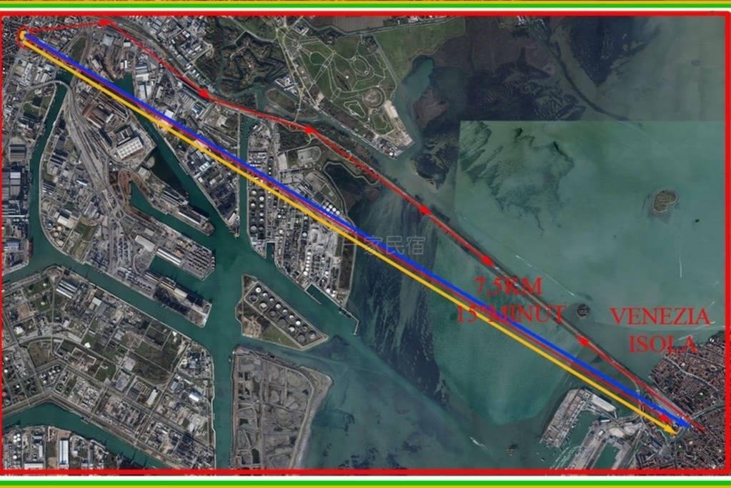 推荐!经济实惠小房间10分钟去威尼斯水城中心!靠近MESTRE火车站!