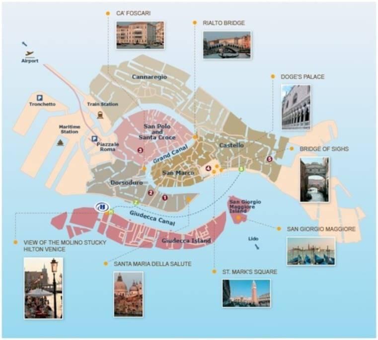 10分钟到威尼斯水城主岛1!独立双人房间位于威尼斯MESTRE火车站!