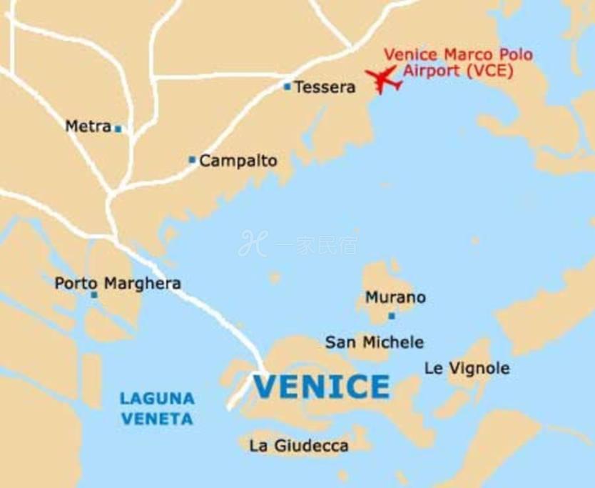 推荐!浪漫满屋房间!10分钟去威尼斯水城中心!靠近MESTRE火车站!