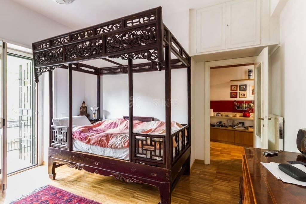 罗马市中心的温馨舒适公寓