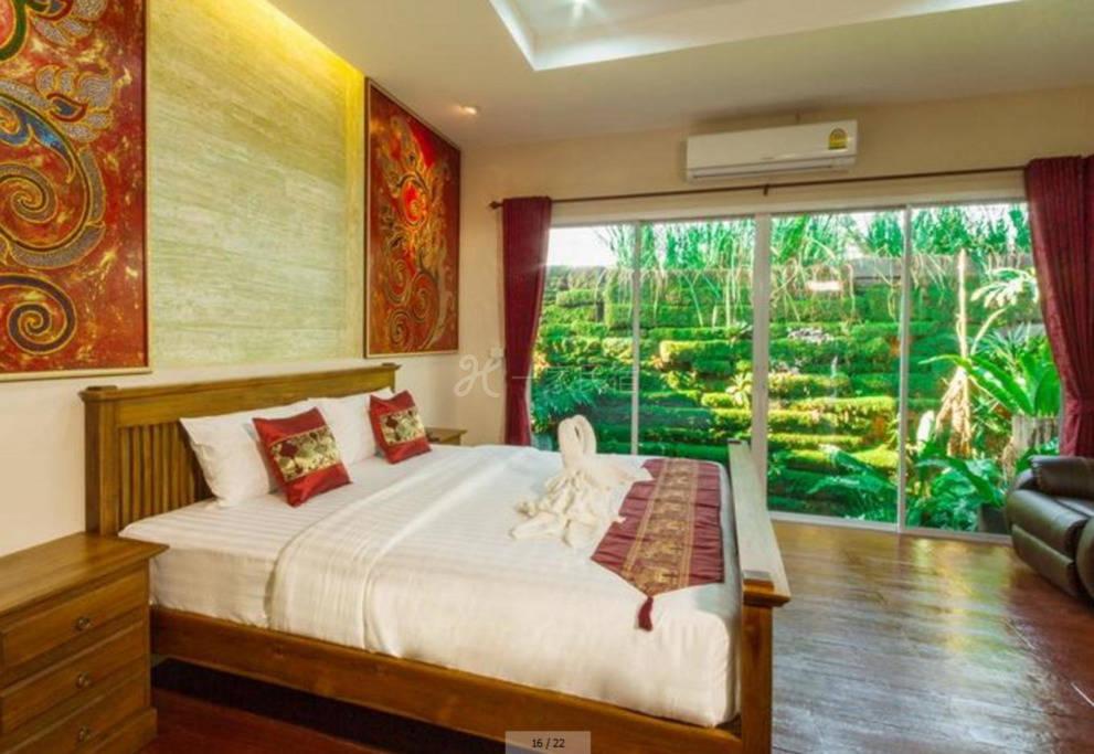 园林景观房(deluxe room)D2