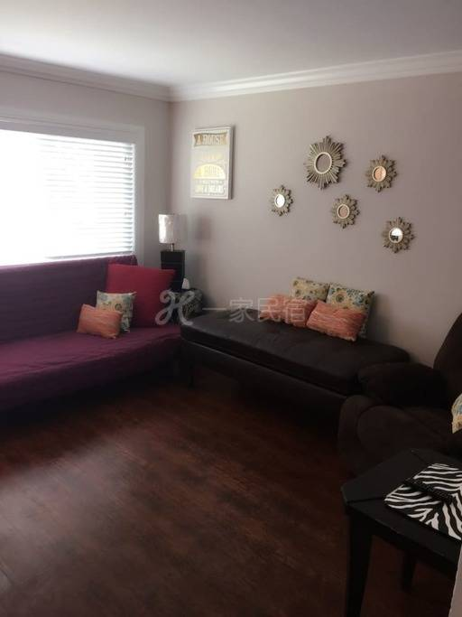超级舒适的1卧室公寓,靠近海滩+市中心