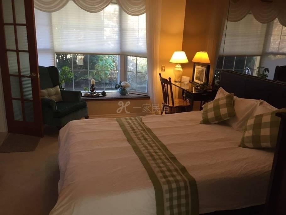 """錦園別墅""""環境優美高雅,擁有本市旅館不可多見的庭院景觀和休閑之地#1"""