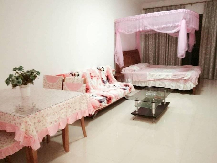 三亚海云花间海景度假公寓豪华海景大床房#1