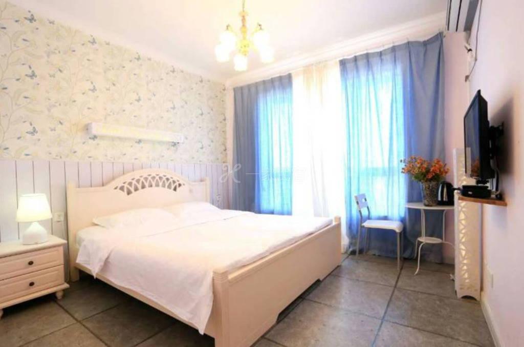 三亚椰岛风情海景度假公寓 无敌海景大床房#2