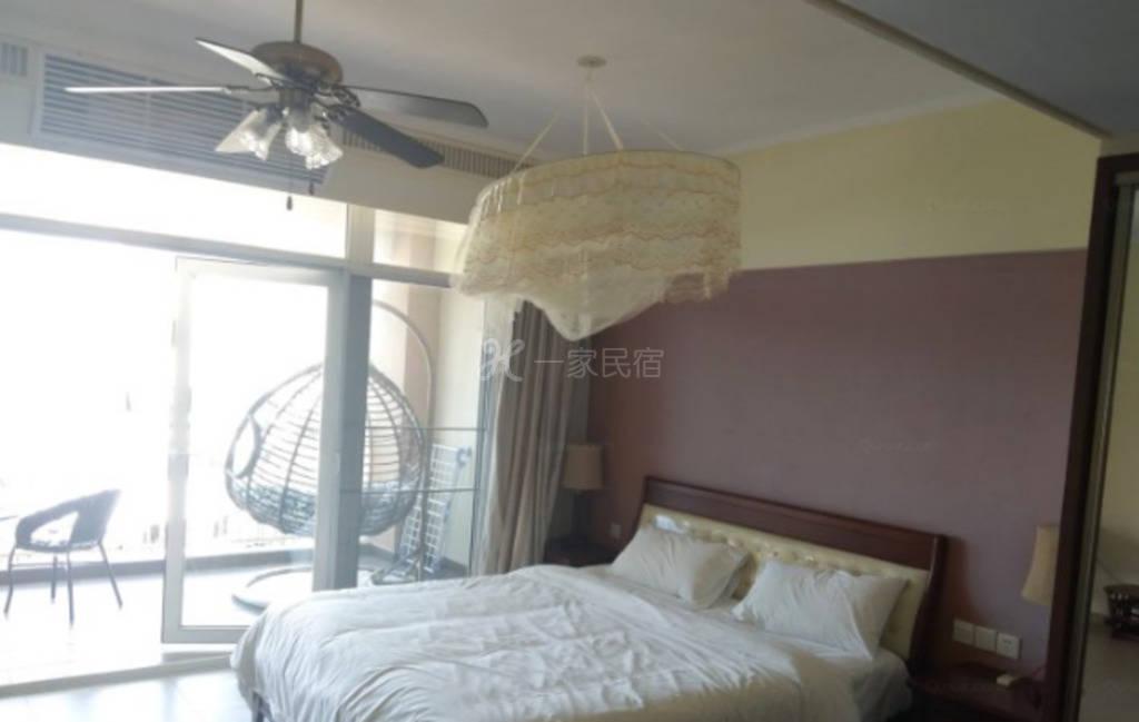 三亚你的公寓式酒店三亚湾店 豪华海景房#1